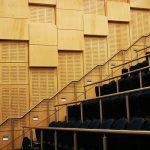 akustik ahşap dekoratif ses yalıtım paneli