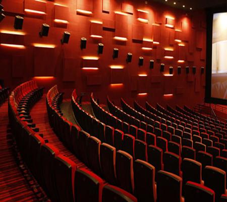 Akustik Ses Yalıtımı Sinema Salonu Ses Yalıtımı Ankara