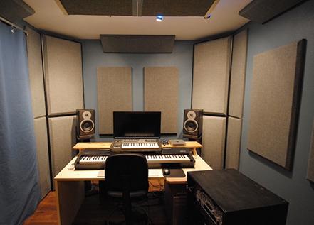 Stüdyo Akustik Oda Kiti Ses Yalıtımı Uygulaması
