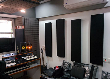 Stüdyo Akustik Ses Yalıtımı Ankara