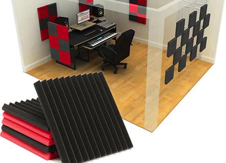 Stüdyo Odası Akustik Ses Yalıtım Malzemeleri Ankara