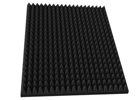 Akustik Ses Yalıtım Süngeri Piramit Sünger