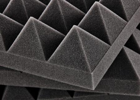 Yanmaz Piramit Sünger Tekno Akustik Ses Yalıtımı