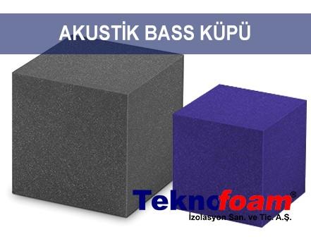 Akustik Bass Küpü