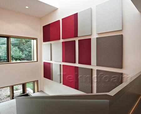 Akustik Duvar Paneli
