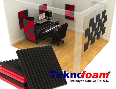 Akustik Ses Kayıt Odası Yalıtımı