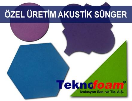 Dekoratif Renkli Akustik Sünger Fiyatları