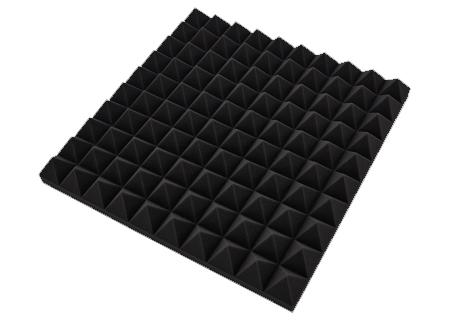 Yanmaz Akustik Piramit Sünger