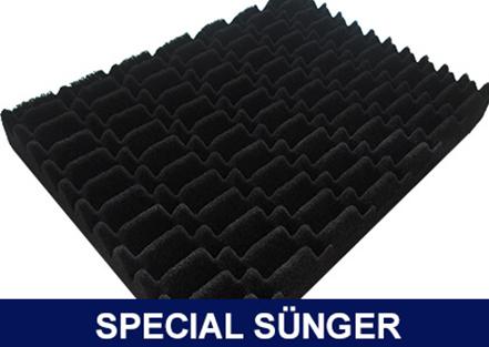 Yanmaz Akustik Special Sünger Fiyatları