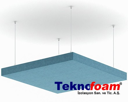 Yüzer Tavan Paneli Detayı