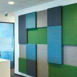 3D Akustik Altıgen Duvar Panelleri