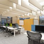 Acoustic Baffles for offices