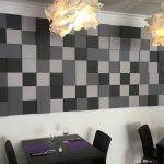 Akustik Panel Kaplama Ses Yalıtımlı Kumaş Kaplı Duvar
