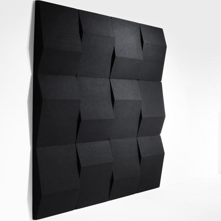 Akustik 3D Duvar Panelleri