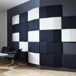 Akustik Duvar 3D Panelleri Ses Yalıtımı
