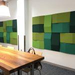 Akustik Duvar ve Tavan Panelleri 3 Boyutlu Panel