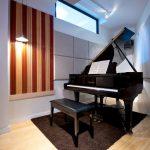 Akustik Düzenleme Ses Yalıtımı Piyano Odası