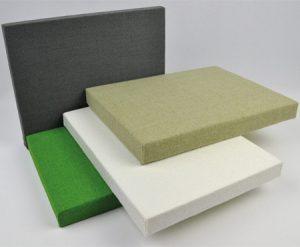 Akustik Kumaş Kaplı Paneller Kumaş Kaplama Paneller