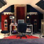 Akustik Ses Yalıtım Sünger Bass Trap