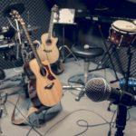 Akustik Ses Yalıtımı Gitar Odasi