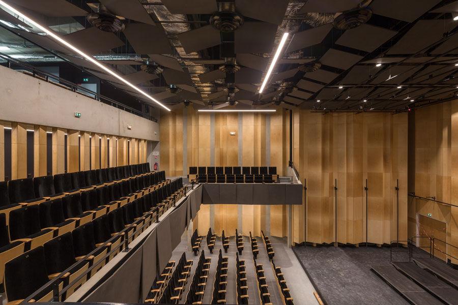 Akustik Ses Yalıtımı Tekno Akustik Tiyatro Salonları