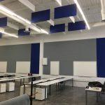 Akustik Tavan Ses Yalıtımı Sarkık Tavan Panelleri