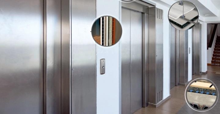Asansör Ses Yalıtımı