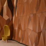 Dekoratif Akustik Ahşap Panel Delikli