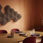 Dekoratif Akustik Duvar Panelleri 3D
