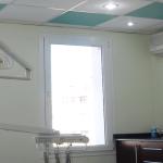 Hygiene Akustik Asma Tavan Paneli