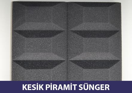 Kesik Piramit Ses Yalıtım Süngeri Ses Yalıtımı Ankara