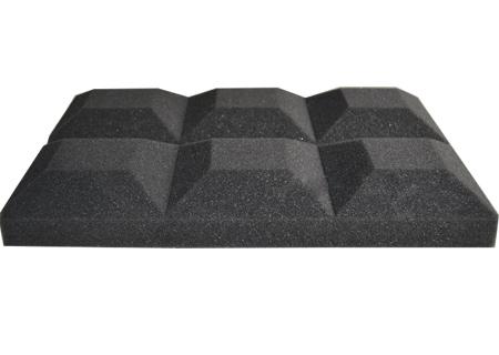 Kesik Piramit Sünger Dekoratif Akustik Süngerler
