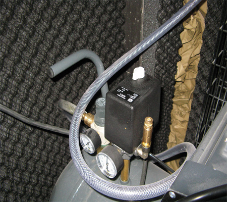 Kompresör Odası Ses İzolasyon Yalıtımı