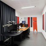 Radyo Odası Ses Yalıtım Akustik Kaplama