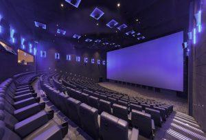 Sinema Salonu Ses Yalıtımı Tekno Akustik Ankara