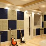 Stüdyo Odası Ses Yalıtımı Tekno Touch Süngerler