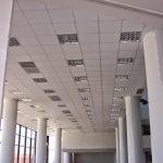 Taş Yünü Akustik Duvar Panelleri Tavan Asma Panel