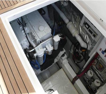 Tekne Motor Kabini Ses İzolasyonu