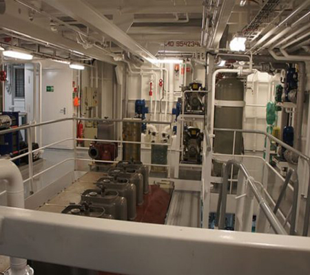 Tekne Motor Kabini Ses Yalıtımı Tekno Akustik Ankara