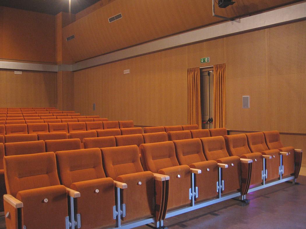 Tiyatro Salonları Akustik Ses Yalıtımı