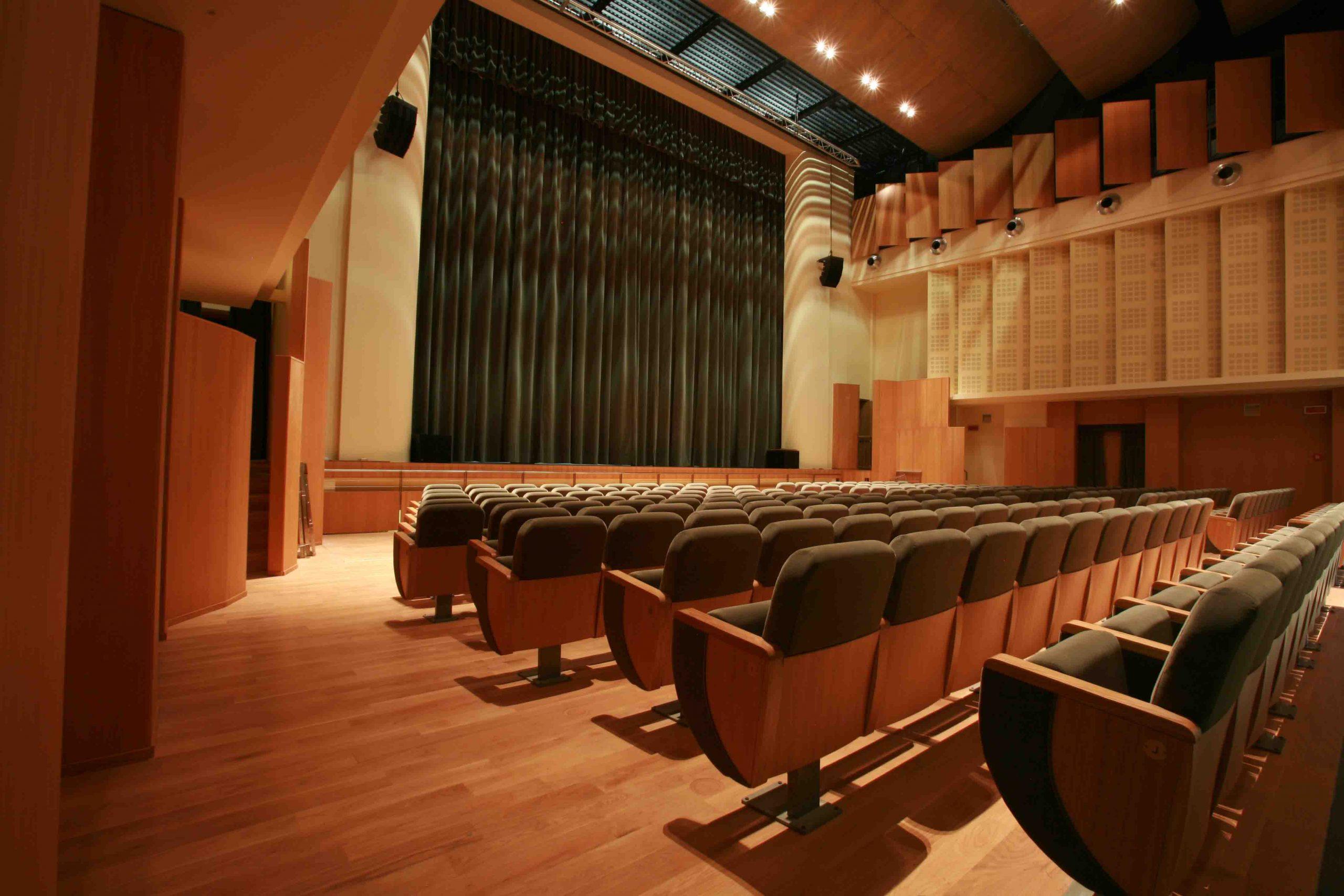 Tiyatro Salonu Akustik Ses Yalıtım Malzeme Fiyatları