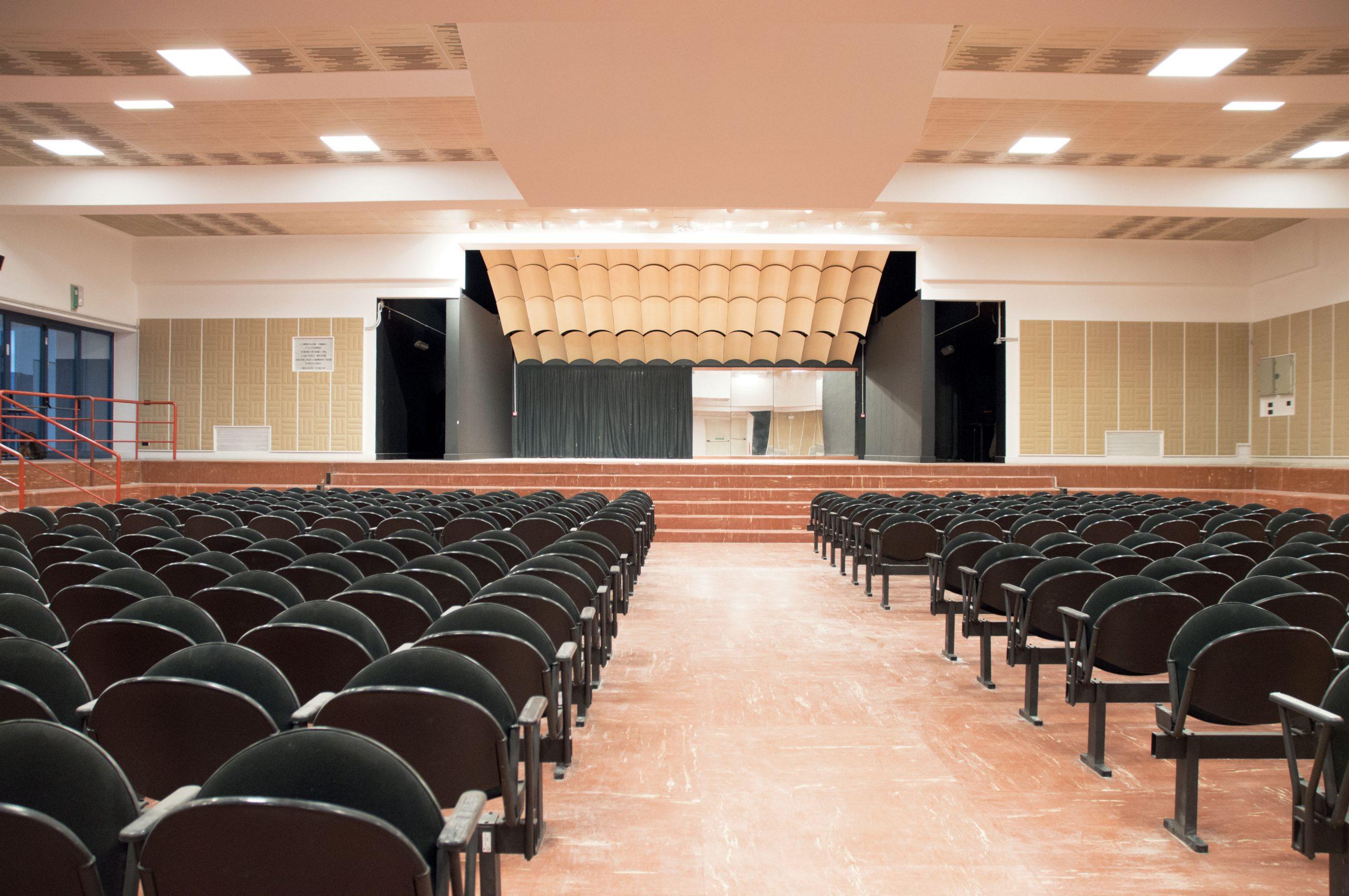 Tiyatro Salonu Akustik Ses Yalıtımı Fiyatları Ankara
