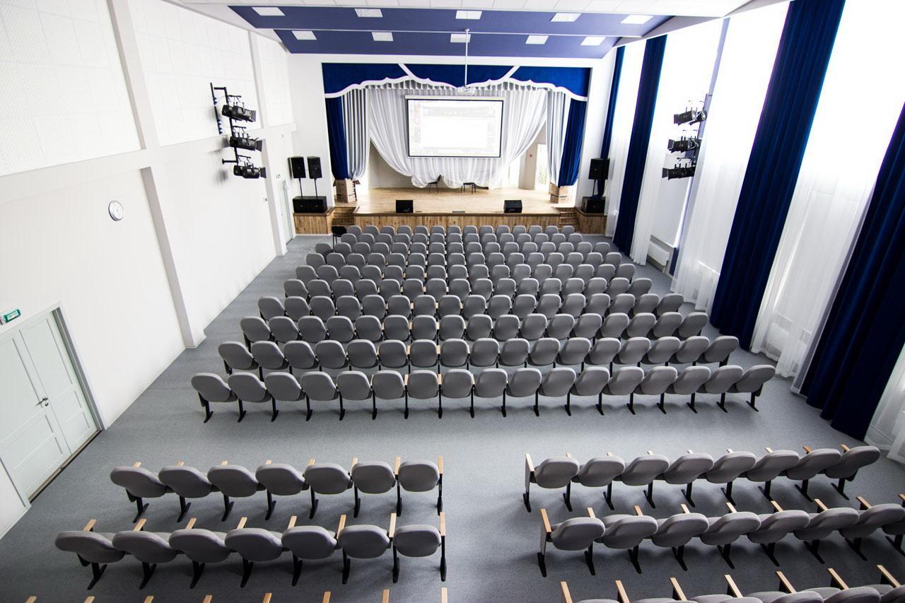 Tiyatro Salonu Akustik Ses Yalıtımı Tekno Akustik Ankara