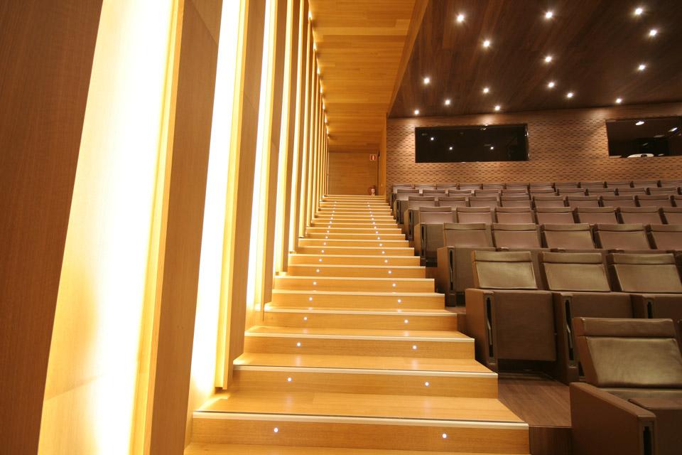 Tiyatro Salonu Ses Yalıtımı Akustik Ses Yalıtımı Malzemeleri