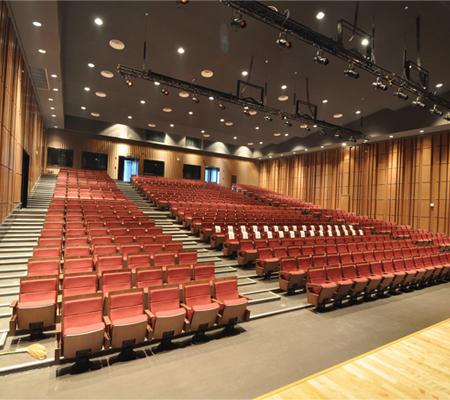 Tiyatro Salonu Ses Yalıtımı Hacim Akustiği