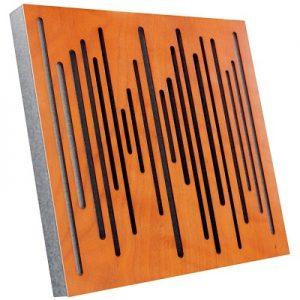 Ahşap Akustik Diffuser Panel Stüdyo Akustik Ekipmanları