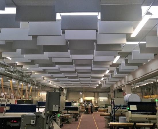 Ankara Akyurt Fabrika Ses Yalıtımı