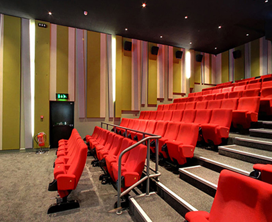 Ankara Akyurt Sinema Salonu Ses Yalıtımı
