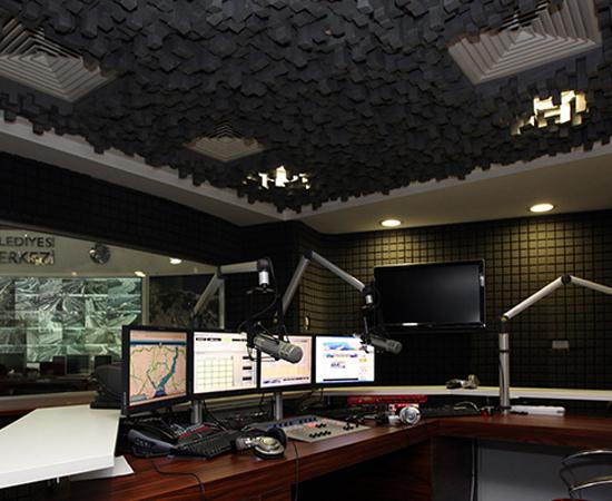 Ankara Altındağ Radyo Odası Akustik Ses Yalıtımı