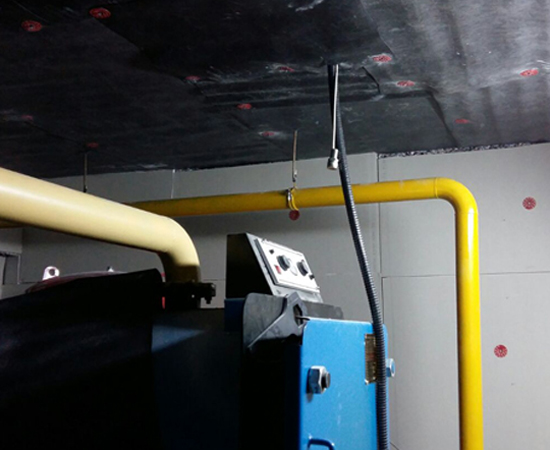 Ankara Çankaya Akustik Ses Yalıtım Malzemeleri